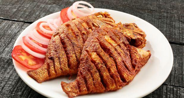 Pomfret Fish Recipe