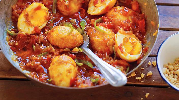 Best Egg Curry Recipe